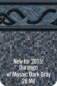 Durango with Mosaic Dark Grey