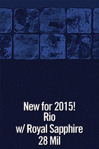 Rio w/ Royal Saphire