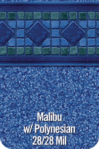 Malibu with Polynesian