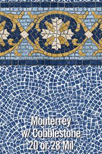 Monterey with Cobblestone