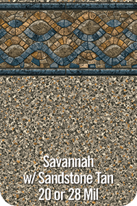 Savannah with Sandstone Tan
